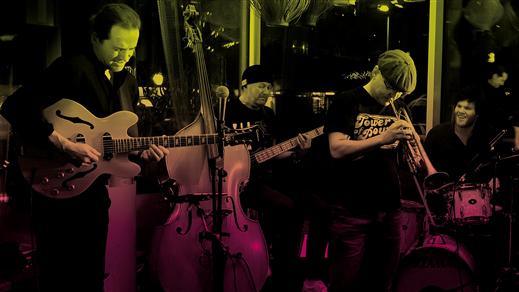 Bild för Umeå Jazzstudio: Midgårdskolan och PM Fourtet, 2019-05-02, Studion, Umeå Folkets Hus