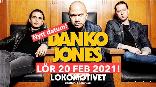 Bild för Danko Jones @ Lokomotivet, 2021-02-20, Lokomotivet