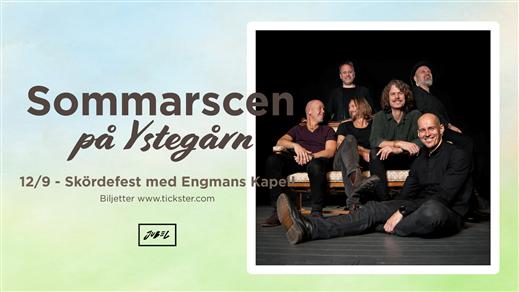 Bild för Sommarscen på Ystegårn - Engmans Kapell, 2020-09-12, Ystegårn