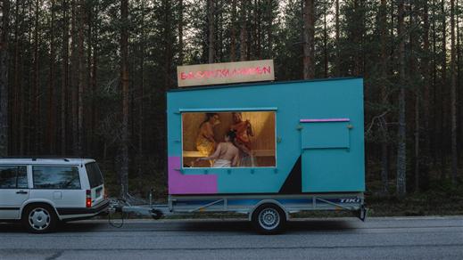 Bild för Bastuklubben, 2020-03-27, Umeå Centrum