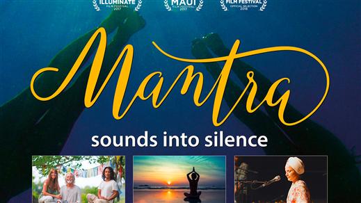 Bild för Filmvisning: Mantra - sounds into silence, 2019-10-14, Bio Victor, Filmhuset, Stockholm