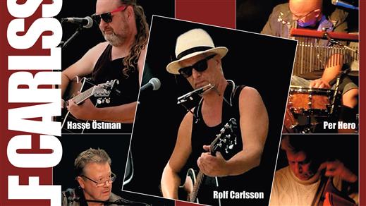 Bild för Rolf Carlsson Band, 2019-04-27, Christinateatern
