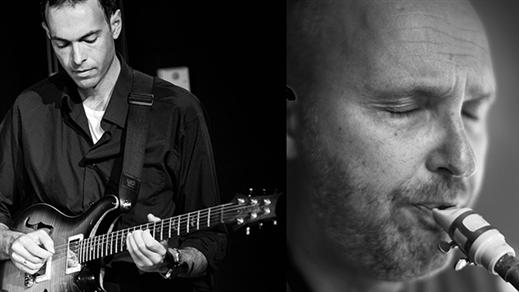Bild för Tassos Spiliotopoulos Quartet feat. Jonas Knutsson, 2019-01-24, Fasching
