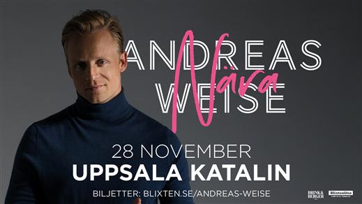 Bild för NÄRA Andreas Weise |Katalin, 2019-11-28, Katalin