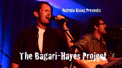 Bild för Bagari Hayes Project Releasefest, 2016-11-12, Clarion Hotel
