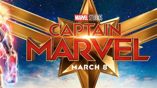 Bild för Captain Marvel, 2019-03-08, Essegården