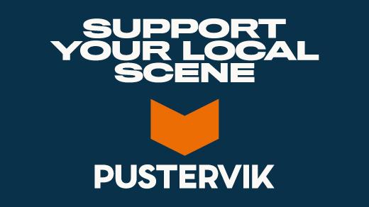 Bild för Support Your Local Scene, 2020-04-13, Pustervik