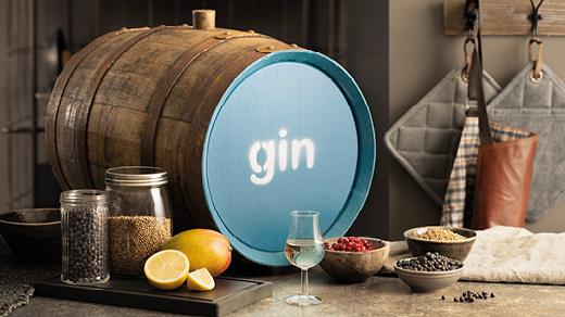 Bild för En heldag i ginets tecken, 2021-10-02, Mackmyra Whiskyby
