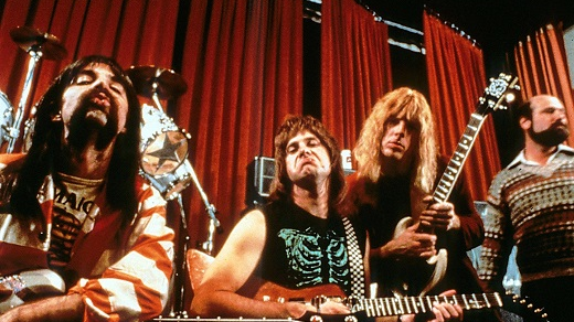 Bild för Drive-in: This Is Spinal Tap, 2021-08-11, Drive-in sommarbio