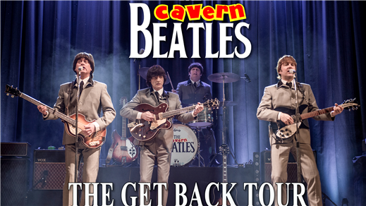 Bild för THE CAVERN BEATLES - GET BACK TOUR 29/1, 2019-01-29, Hebeteatern, Folkets Hus Kulturhuset