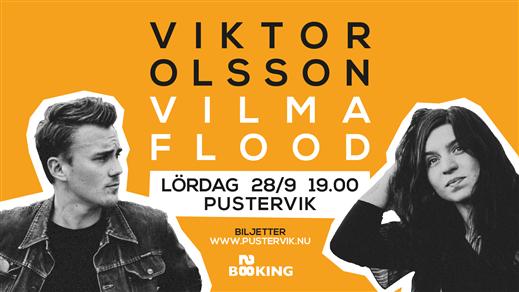 Bild för Viktor Olsson + Vilma Flood, 2019-09-28, Pustervik
