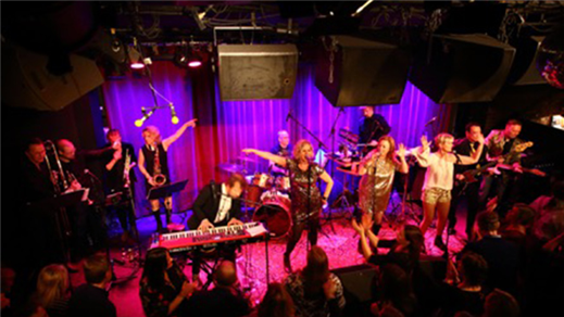Bild för Upstairs Soulparty, 2019-05-17, Fasching