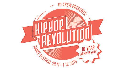 Bild för Hiphop Revolution Festival 2019, 2019-11-29, Göteborg