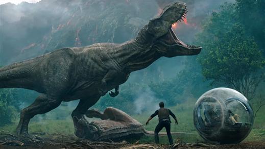 Bild för Jurassic World: Fallen Kingdom, 2018-06-17, Bio Oskar