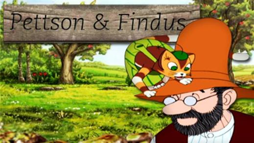 Bild för Petsson och Findus: Findus flyttar hemifrån, 2018-10-07, Biosalongen Folkets Hus