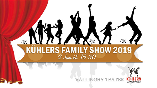 Bild för Kühlers Family Show kl 15:30, 2019-06-02, Vällingby Teater