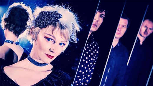 Bild för The Primitives (UK) LIVE, 2018-10-04, Babel