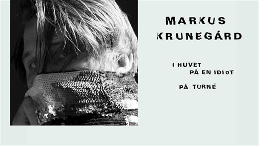 Bild för Markus Krunegård, 2018-12-21, Arbis Bar & Salonger