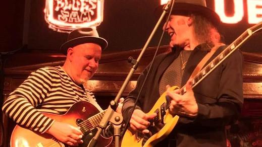 Bild för Sir Åsling Blues Guitar Festival 2020, 2020-01-24, Folk Å Rock