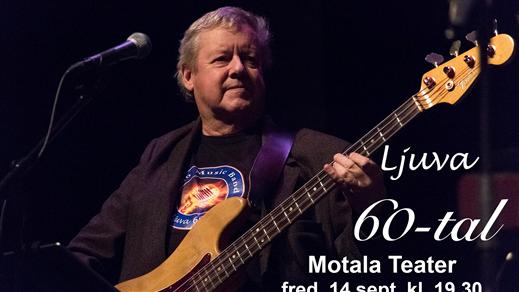 Bild för Ljuva 60-tal, 2018-09-14, Motala Convention Centre Teatersalongen