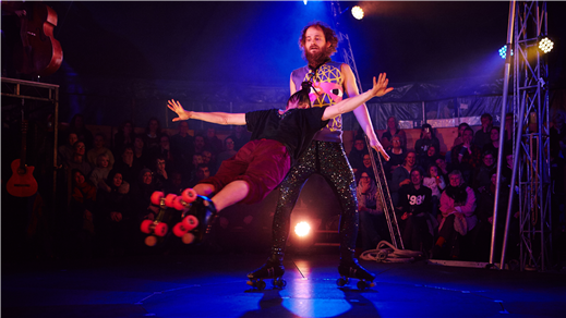 Bild för Cirkusslottet: CIRCUS I LOVE YOU, 2018-08-19, Obelix, Slottsparken