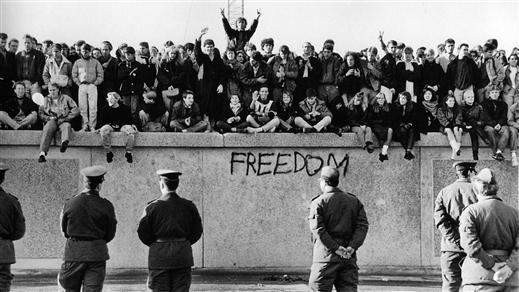 Bild för Föredrag: Berlinmurens fall, 2019-11-14, Flygvapenmuseum
