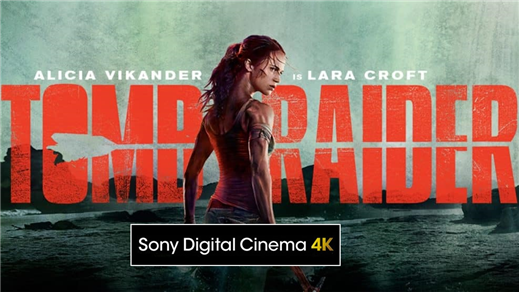 Bild för Tomb Raider - Premiär, 2018-03-16, Kulturhuset i Svalöv