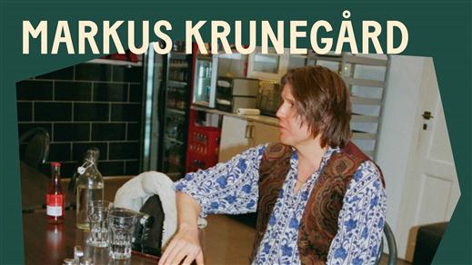 Bild för MARKUS KRUNEGÅRD, 2021-08-07, Utescenen, Huskvarna Folkets Park