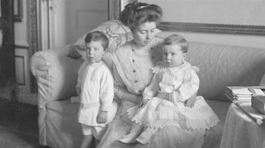 Bild för Föredrag: Kronprinsessan Margareta, 2020-03-19, Livrustkammaren