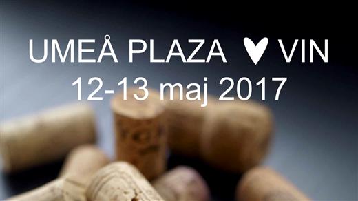 Bild för Plaza <3 Vin 2017: Rosélunch, 2017-05-12, Scandic Plaza Umeå
