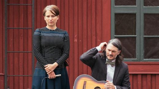 Bild för Middagsteater: Kärlek, tro & lite hopp 16/4, 2018-04-16, Studion, Umeå Folkets Hus
