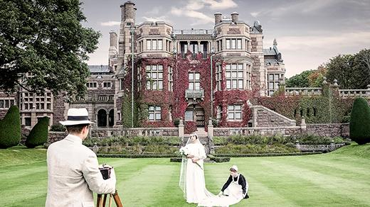Bild för Downton - I nöd och lust, 2018-09-30, Tjolöholms Slott