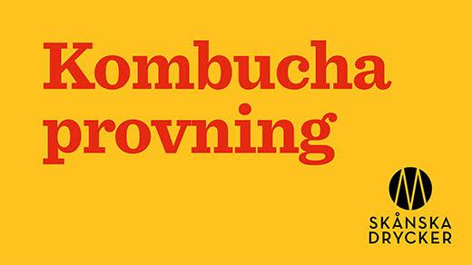 Bild för Kombucha - varför är det så gott?, 2020-09-12,  Folk Mat & Möten Skånska Drycker
