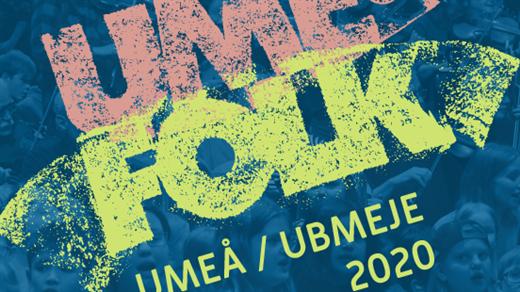 Bild för Umefolk 2020, 2020-02-21, Umeå Folkets Hus