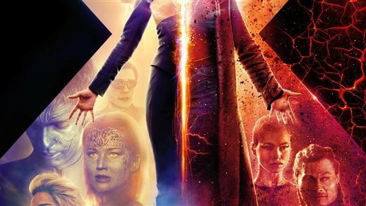 Bild för X-Men: Dark Phoenix, 2019-06-16, Bräcke Folkets hus
