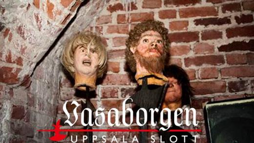 Bild för Historisk guidning i Vasaborgens museum kl 17.00, 2018-09-08, Vasaborgen Uppsala slott
