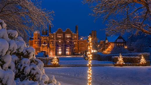 Bild för Julmiddag på slottet 18:30, 2021-12-04, Tjolöholms Slott