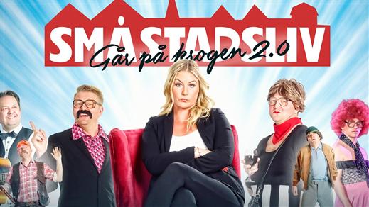 Bild för Småstadsliv går på krogen 2.0, 2019-11-30, Central Teatern Folkets Hus