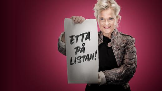 Bild för Etta på Listan!, 2021-11-13, Storsjöteatern OSD