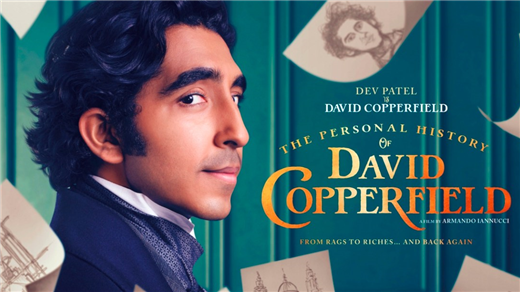 Bild för David Copperfields äventyr och iakttagelser, 2020-09-25, Estrad