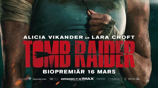 Bild för Tomb Raider, 2018-03-18, Bräcke Folkets hus