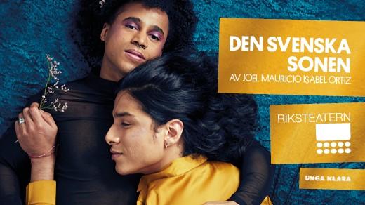 Bild för Den svenska sonen, 2020-03-28, Sagateatern X