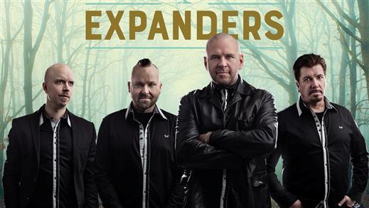 Bild för EXPANDERS, 2019-11-23, Huskvarna Folkets Park