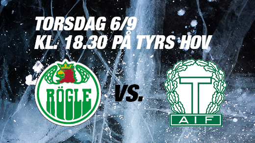 Bild för Träningsmatch Rögle BK vs Tingsryds AIF, 2018-09-06, Tyrs Hov
