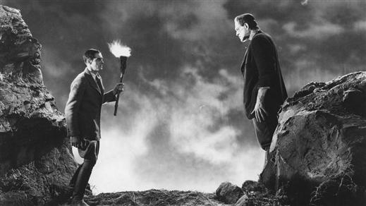 Bild för Frankenstein, 8 december 18.00, 2017-12-08, Bio Victor, Filmhuset