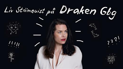 Bild för Liv Strömquist på Draken, 2019-11-11, Draken (M)