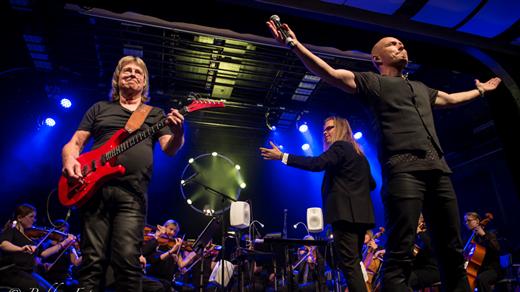 Bild för Janne Schaffer Music story, 2017-08-18, Kajskjulet