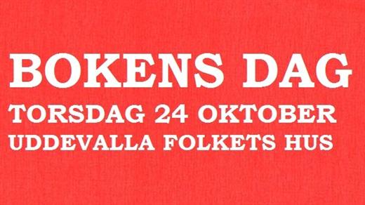 Bild för Bokens Dag, 2019-10-24, Folkets Hus Uddevalla