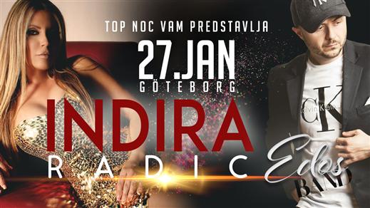 Bild för INDIRA RADIC & EDOS, 2018-01-27, Dolce Vita