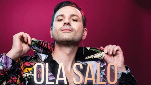Bild för OLA SALO - A MUSIC DINNER CLUB 02 NOV, 2020-11-02, The Steam Hotel